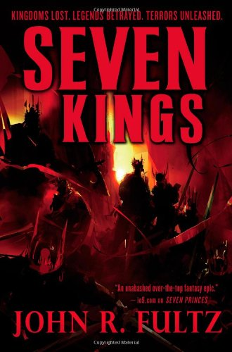 Image of Seven Kings (Books of the Shaper)