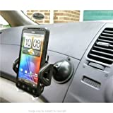 ZS Multi Surface Suction Car Dashboard Universal Mount for the HTC Evo 3D. Use with a case or skin.
