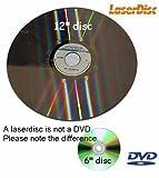 Cinderella (Black Diamond Edition) 12 Laserdisc