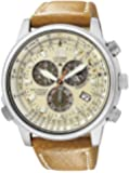 MONTRE CITIZEN ECO-DRIVE AS4020-44B PILOTE CHRONO HOMME