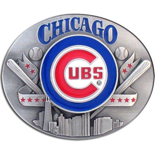 MLB Chicago Cubs Belt Buckle