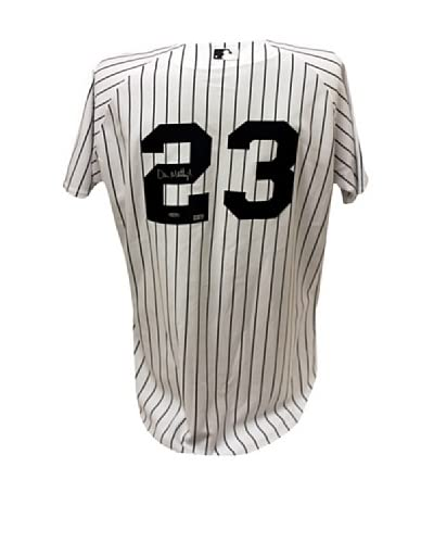 Steiner Sports Memorabilia Don Mattingly Signed Pinstripe Yankees Jersey