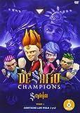 Pack Desafío Champions - Volumes 1 +2 [DVD]