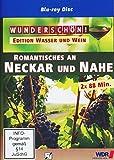 Image de Wunderschön! - Romantisches an Neckar -  WASSER UND WEIN [Blu-ray] [Import allemand]