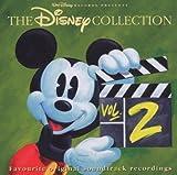 echange, troc Compilation - The Disney Collection Vol. 2 (Bande Originale du Film)