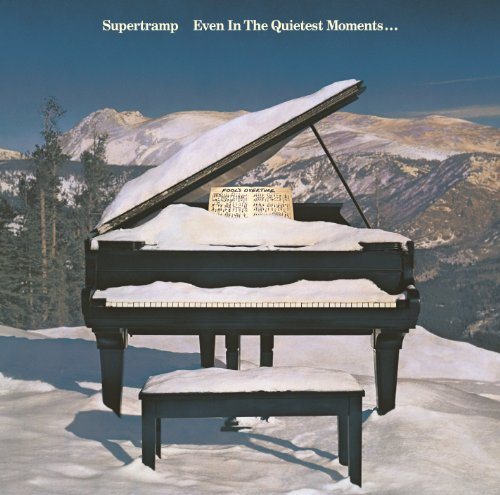 Original album cover of Even In The Quietest Moments (Remastered) by Supertramp