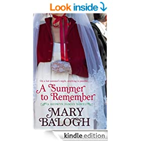 A Summer To Remember: Bedwyn series: Book 2