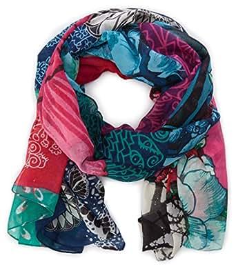 desigual amazon foulard. Black Bedroom Furniture Sets. Home Design Ideas