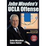 John Wooden's UCLA Offense: Special Book/DVD Package ~ John Wooden