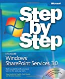 img - for Microsoft??? Windows??? SharePoint??? Services 3.0 Step by Step (Step by Step (Microsoft)) by Olga M. Londer, Olga Londer, Bill English, Todd C. Bleeker, (2007) Paperback book / textbook / text book