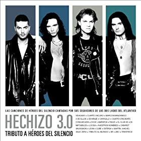 Hechizo Tributo a Bunbury y Hroes del Silencio CD