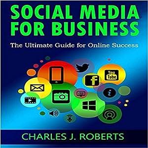 Social Media for Business Audiobook