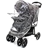 OBaby Monty Travel System Raincover Professional Heavy Duty Rain Cover