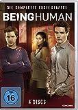 DVD Cover 'Being Human - Die komplette erste Staffel [4 DVDs]