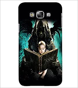 PrintDhaba Baby Design D-2316 Back Case Cover for SAMSUNG GALAXY A8 (Multi-Coloured)