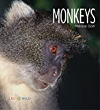 img - for Monkeys (Living Wild (Hardcover)) book / textbook / text book