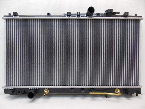 2410 RADIATOR FOR CHRYSLER MITSUBISHI FITS ECLIPSE SEBRING STRATUS COUPE 2.7 3.0 (Mitsubishi Eclipse Radiator Parts compare prices)