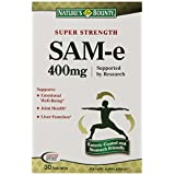 Nature's Bounty SAM-e, 400mg, 30 Tablets