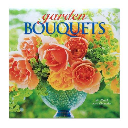 Garden Bouquets 2014 Calendar
