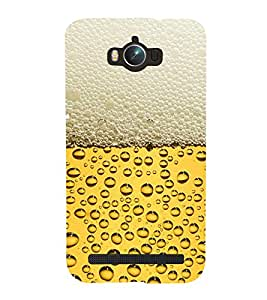 Beer Glass Fun Cute Fashion 3D Hard Polycarbonate Designer Back Case Cover for Asus Zenfone Max ZC550KL :: Asus Zenfone Max ZC550KL 2016 :: Asus Zenfone Max ZC550KL 6A076IN