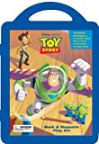 Toy Story Book & Magnetic Play Set