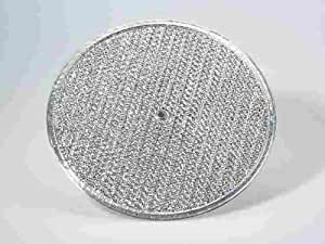 2 Each Nutone Aluminum Mesh Exhaust Fan Filter 834