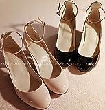 (フルールドリス)Fluer de lis アンクルストラップパンプス パンプス パンプススニーカー ローヒール 靴 シューズ 婦人靴 アパレル レディース ファッション 服 231-k1-2342