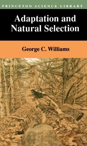 Adaptation and Natural Selection (Adaptation And Natural Selection compare prices)