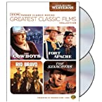 TCM Greatest Classic Films: John Wayne Westerns DVD Set