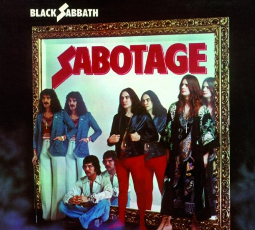 Sabotage artwork