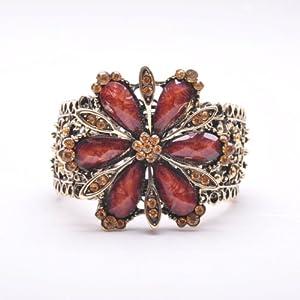 DIY European Vintage Bangle Bracelet-Assorted Colors