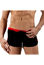 Amoin Men G-cup String Boxer Shorts