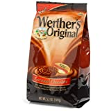Werther's Original Caramel Milk Chocolate, 5.2-Ounce Bags (Pack of 6) ~ Werther's