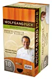Wolfgang Puck WP79110 French Vanilla Single Cup Coffee Pods, 18-count