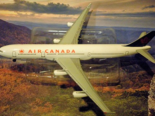 Air Canada Airbus A340-313x 1990,s Colors Limited Edition Jet made by Herpa 1:500 scale die-cast (A340 Air Canada compare prices)