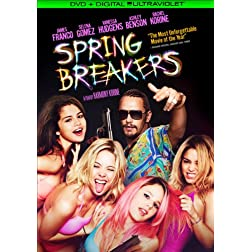 Spring Breakers (DVD + UltraViolet Digital Copy)