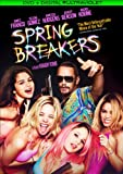 Spring Breakers [DVD + Digital UltraViolet]