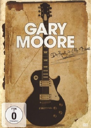 Moore Gary - Dr. Rock & Mr. Blues - Dvd