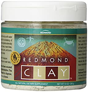 Redmond Clay Bottle, 10 Ounce