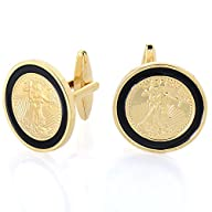 24k Yellw Gold Plated Walking Liberty…