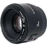 51SgiNeTs7L. SL160  Top 10 Camera Lenses for February 19th 2012   Featuring : #10: Canon EF 85mm f/1.8 USM Medium Telephoto Lens for Canon SLR Cameras