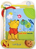 Disney Baby: Winnie the Pooh Hello Little Friends Soft Book by Kids Preferred