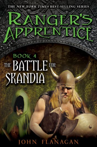 Cover of The Battle for Skandia (Ranger's Apprentice, Book 4)
