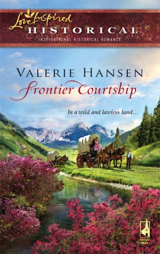 Image of Frontier Courtship (Steeple Hill Love Inspired Historical #4)
