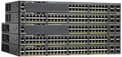 Cisco Catalyst 2960XR-48TS-I Ethernet Switch WS-C2960XR-48TS-I