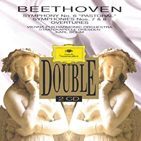 """Beethoven: Symphony No.6 In F, Op.68 -""""Pastoral"""" - 2. Szene am Bach: (Andante molto mosso)"""