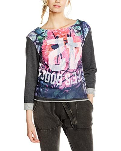 Dimensione Danza Camiseta Manga Larga Poly Fleece