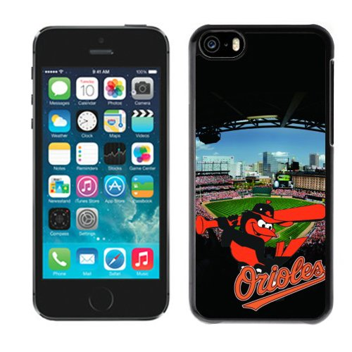 MLB Baltimore Orioles Team Logo Case for iPhone 5C at Amazon.com
