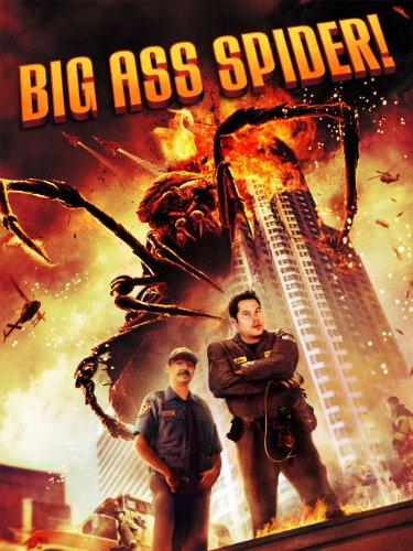 Amazon.com: Big Ass Spider!: Greg Grunberg, Clare Kramer