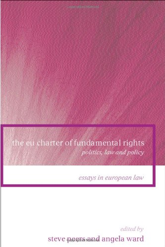 The EU Charter of Fundamental Rights: Politics, Law and Policy (Essays in European Law)